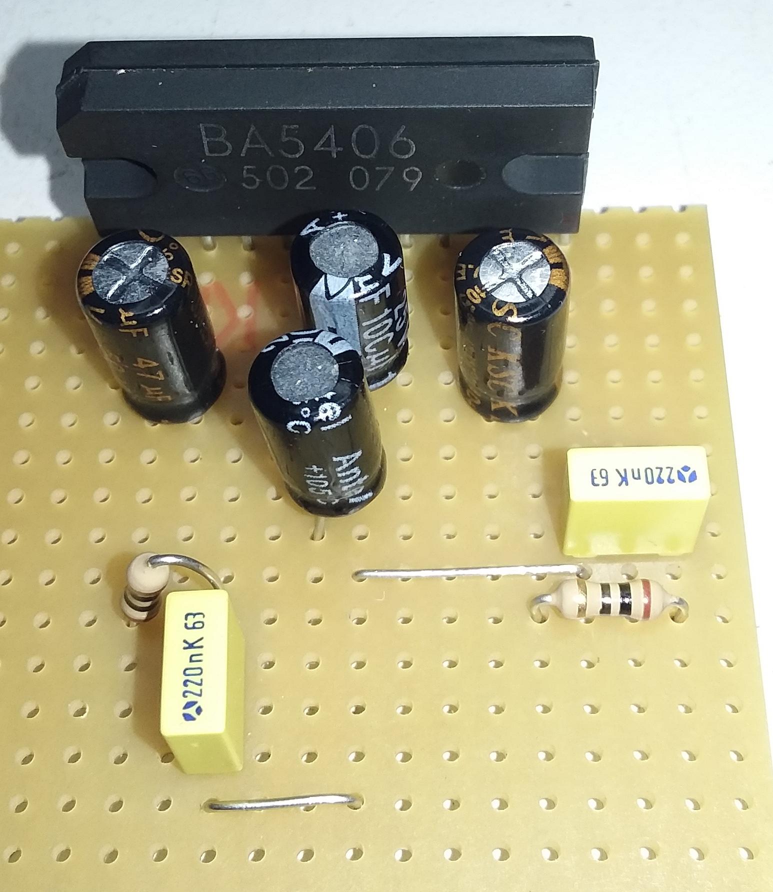 Ampli BA5406-06