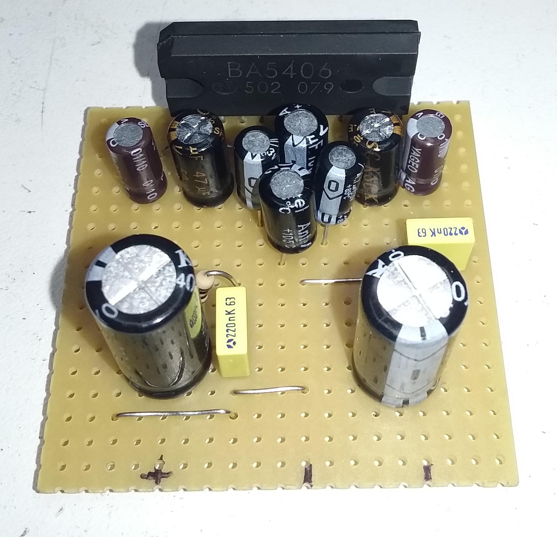 Ampli BA5406-08